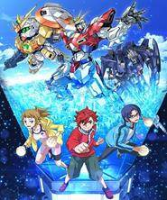 Watch Gundam Build Fighters Try Anime Full Episode Highlights Online